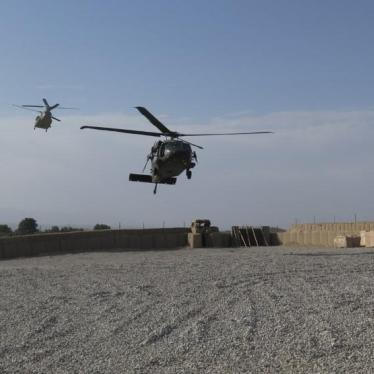 NATO: Bolster Inquiries Into Afghan Civilian Deaths