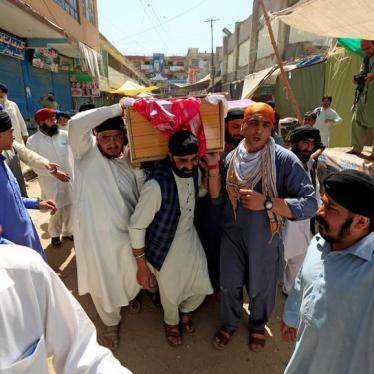 Afghanistan's Ceasefires Expire; Attacks on Civilians Resume