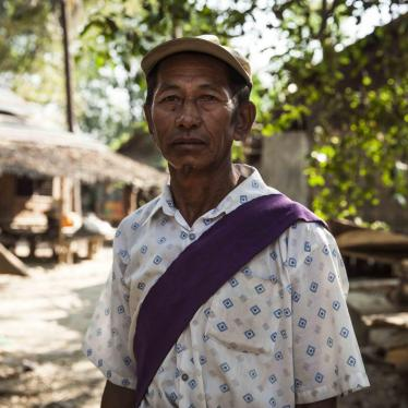 Interview: Photographing the Impact of Myanmar's Land Confiscations