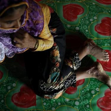 Sexual Violence by the Burmese Military Against Ethnic Minorities
