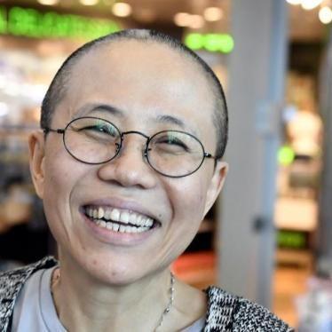 China: Nobel Laureate's Widow Released