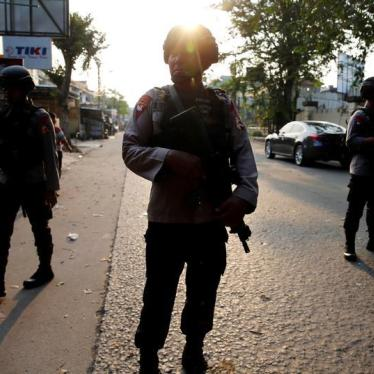 Jakarta Police 'Shoot to Kill' Order May Foster Summary Executions