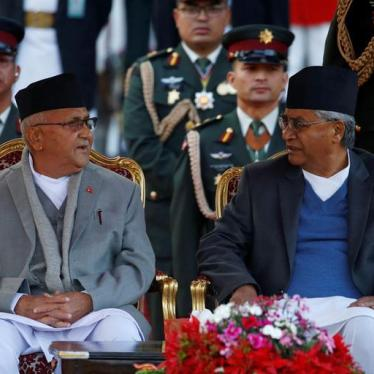 Nepal: Transitional Justice Reform an Urgent Need