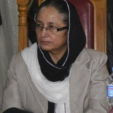 First Woman in Pakistan Nominated as High Court Chief Justice