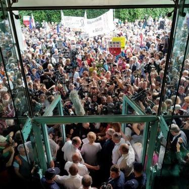 Poland's Power Grab