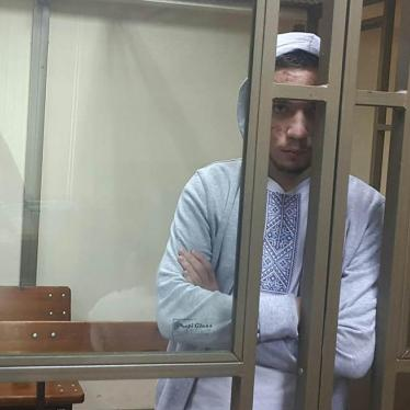 Ukrainian Detainee in Russia Urgently Needs Medical Help