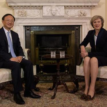 Will Britain Stand Up for Hong Kong?