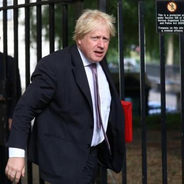 Will Boris Johnson's Departure Prompt New UK Diplomacy?
