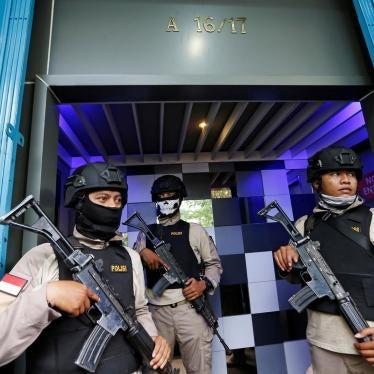 Indonesien: Hartes Vorgehen gegen LGBT verschärft Gesundheitskrise