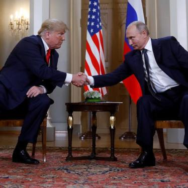 In Helsinki, High Stakes and History for Trump and Putin