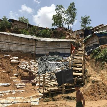 Relocating Rohingya refugees to a flood-prone island is a dangerous idea