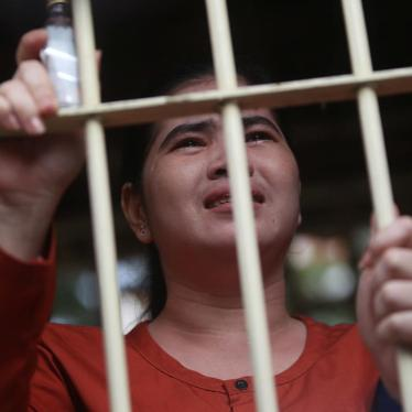 Cambodia: Civil Society Groups Call for the Release of Tep Vanny