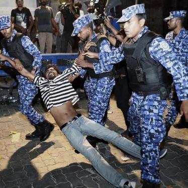 Maldives: Opposition, Media Under Attack