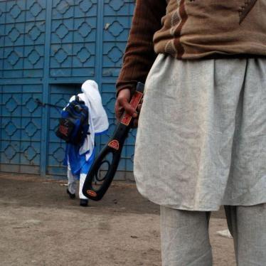 Pakistan: Surge in Militant Attacks on Schools