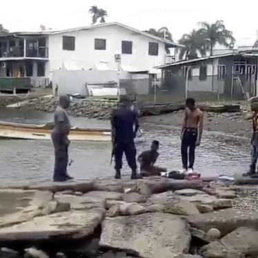 Papua New Guinea: Video Shows Police Brutality