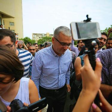 Freed at Last from Prison, but Not Free in Azerbaijan