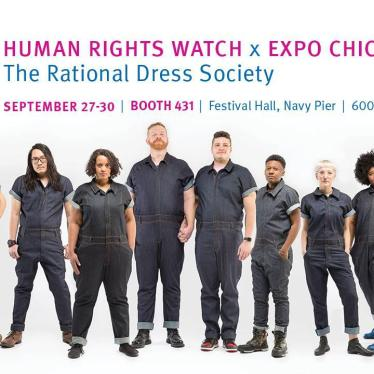 Human Rights Watch EXPO CHICAGO 2018: The Rational Dress Society