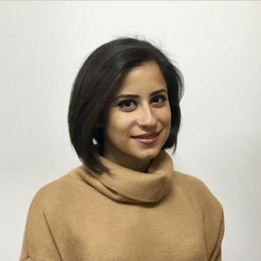Aya Majzoub is the Lebanon and Bahrain researcher in the Middle East and North Africa Division.