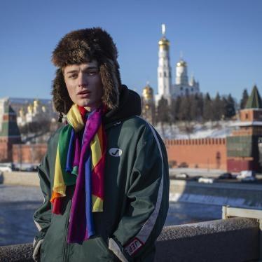 "Russland: Gesetz über ""homosexuelle Propaganda"" gefährdet Minderjährige"