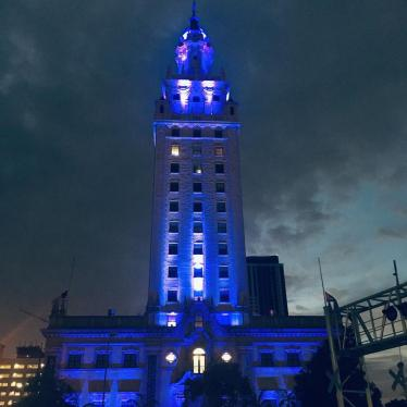Miami Dade College to Illuminate Freedom Tower Blue on Human Rights Day