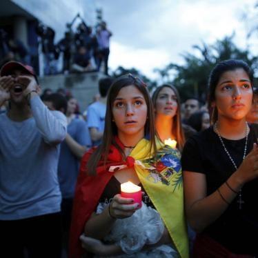 World Report 2019: Angriffe der Autokraten auf Menschenrechte stossen auf Gegenwehr
