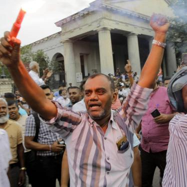 Sri Lanka: Political Crisis Threatens Justice Efforts