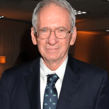 Human Rights Watch Mourns Loss of Sid Sheinberg