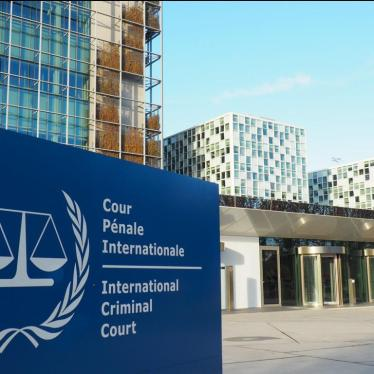 USA drohen Internationalem Gerichtshof