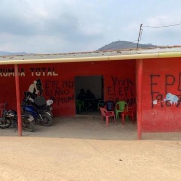 Kolumbien/Venezuela: Angriffe auf Zivilisten im Grenzgebiet