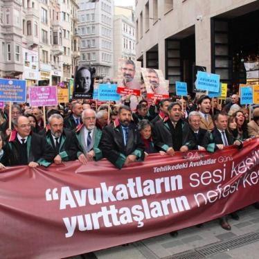 Türkei: Massenverfolgung von Rechtsanwälten
