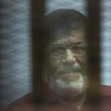Ägypten: Mursis Tod unabhängig untersuchen