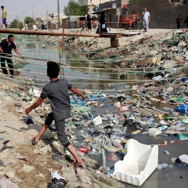 Irak: Wasserkrise in Basra