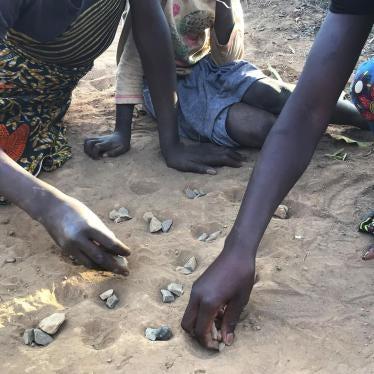 Sambia: Bleibelastung gefährdet Kinder