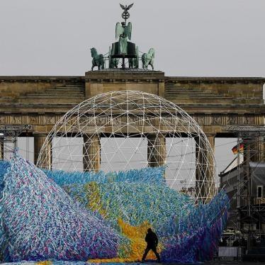 Deutschland gedenkt 30 Jahre Mauerfall