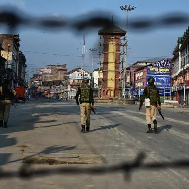 India Failing on Kashmiri Human Rights | Human Rights Watch