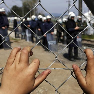 #FreeTheKids Migrant Children in Greece Immigration Detention Campaign